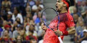 US Open 2015: Rafael Nadal falls in third round to Fabio Fognini
