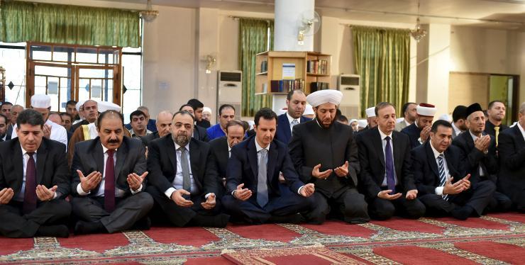 United Kingdom: Russian Federation Reinforcing Assad
