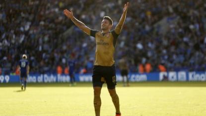 Wenger Hails Sanchez Hat-trick Heroics
