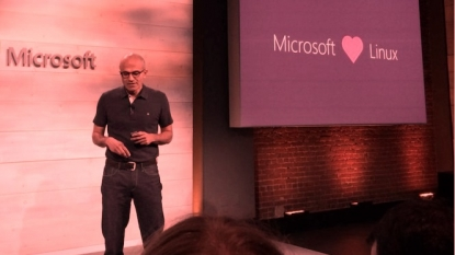 Whoa. Microsoft Is Using Linux to Run Its Cloud