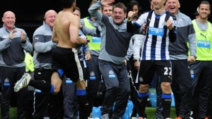 """Former Newcastle United Boss John Carver Criticizes Steve McClaren's """"Tiki"""""""