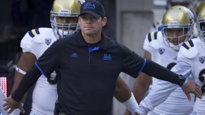 Would BYU win vs UCLA be biggest in Bronco Mendenhall era?