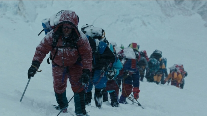 'Everest' packs stunning visuals and high adrenaline