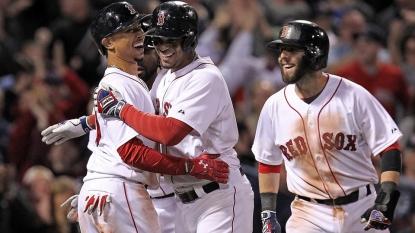 Rays-Red Sox Runs