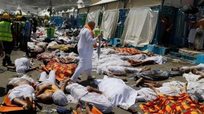 Iran slams Saudi over Hajj crush
