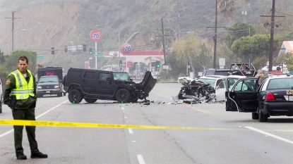 Caitlyn Jenner Will Not Be Charged in Fatal Malibu Car Crash