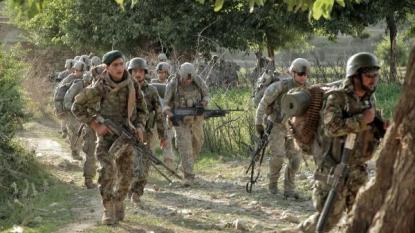 Afghan police: Taliban seize half of strategic northern city