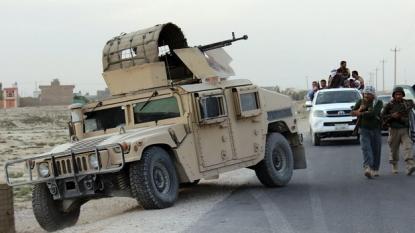 Afghan forces recapture Kunduz, Taliban driven out