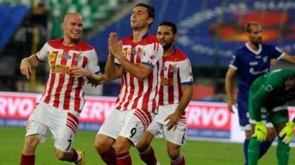 Atletico de Kolkata beat Chennaiyin FC in inaugural match of ISL's second