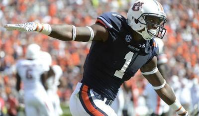 Auburn dismisses WR Duke Williams from program