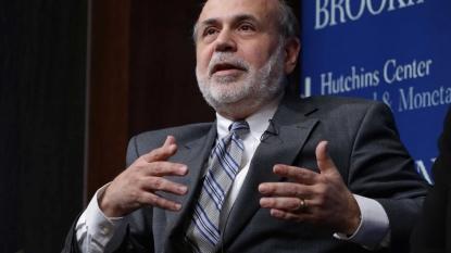 Ben Bernanke: More execs should have faced prosecution for 2008 crisis