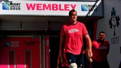 Big Boost For Ireland As Rob Kearney Returns To Training
