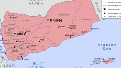 Bomb blast at Eid prayers in Yemen