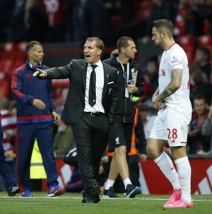 "Brendan Rodgers slams ""hysteria"" around Liverpool's poor start but admits"