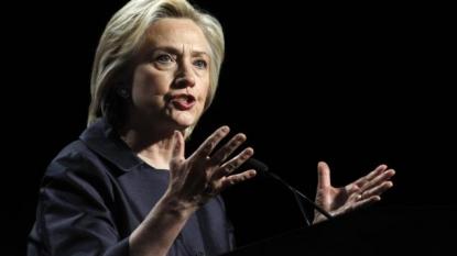 Clinton campaign says it raises $28M in past 3 months