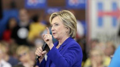 Clinton raises $28M in past 3 months, Sanders just behind