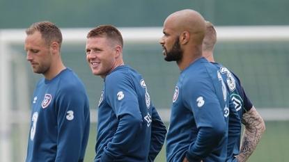 Norwich City's Celts prepare to fight for Euro 2016 bragging rights