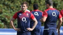 England Confirm Training Ground Incident Involving Cipriani & Catt Prior To