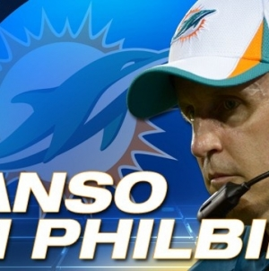 Dolphins fire head coach Joe Philbin