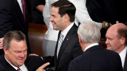 Donald Trump Calls Marco Rubio a 'Clown,' Gets Booed