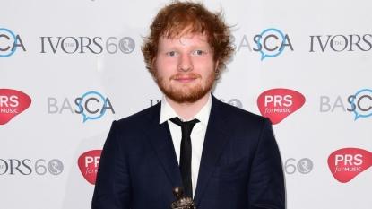 Ed Sheeran excited to host MTV EMAs