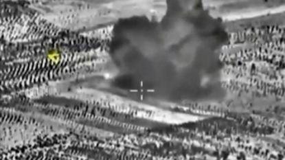 Erdogan: Russian Federation making 'grave mistake' in Syria