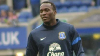 Everton striker Lukaku: I wish I could play with Man Utd star
