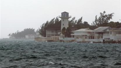 Fate of cargo ship caught in Hurricane Joaquin unknown