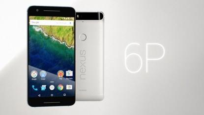 Google unveils Nexus 6P, Nexus 5P smartphones