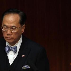 Hong Kong ex-leader Tsang charged in corruption probe