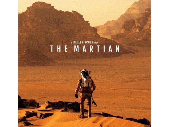 'The Martian' review: Matt Damon marvels