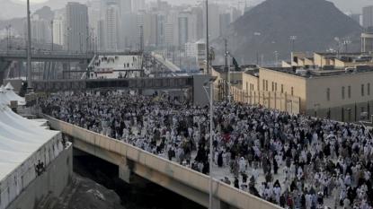 Hajj stampede: Saudi Arabia rejects Iran criticism