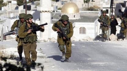 Israel sends troops after settler couple killed in West Bank