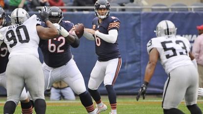 Chicago Bears' Martellus Bennett Strangely Compares Jay Cutler to Jesus