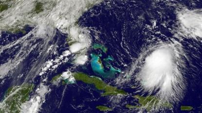 Joaquin Now a Major Hurricane; Nearing Bahamas