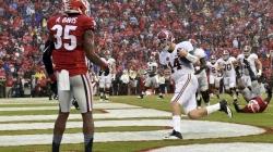 Alabama Crimson Tide v. Georgia football game today: TV live stream