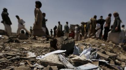 Saudi-led coalition denies role in Yemen wedding bombing