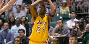 Kobe Bryant's first shot in return was very bad