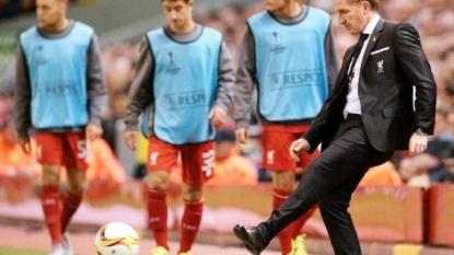 Brendan Rodgers: Rodgers signals Liverpool 'rebuilding job'