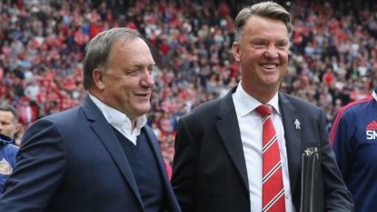 Man U boss van Gaal eyes Arsenal win