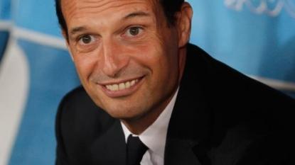 Massimiliano Allegri Delights In Juventus Win Over Sevilla
