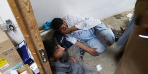 MSF: 'Taliban not operating from Kunduz hospital'