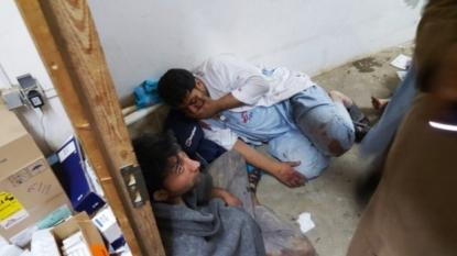 MSF: 'Taliban not operating from Kunduz hospital'