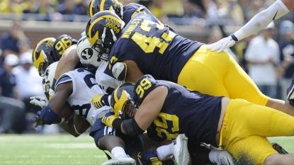Michigan Football: Start Time At Maryland Moved Up