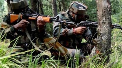 Militant killed in Kashmir gunbattles