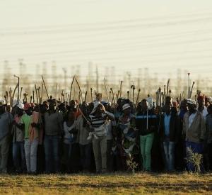 NUM members gear up for coal mine strike
