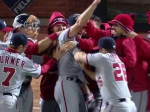 Nationals ace Scherzer pitching no-hitter thru 6 vs Mets