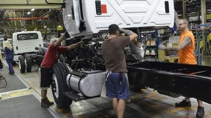 Navistar, GM Reach Commercial Vehicle Agreement