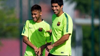 Neymar: I did my job in Barcelona Champions League win