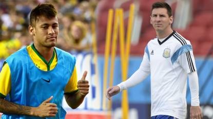 Neymar absent for Brazil qualifiers